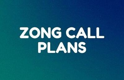 Zong Call Packages: Hourly, Daily, Weekly, Monthly & Power Pack